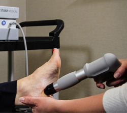 EPAT Shockwave Therapy for Plantar Fasciitis and Achilles Tendonitis
