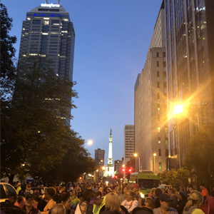 Indy Podiatry proudly sponsors Indy Women's Half Marathon