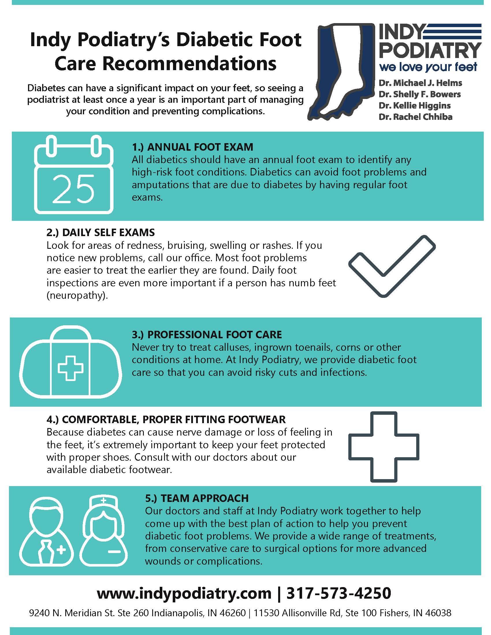 November Is Diabetes Awareness Month Diabetic Foot Care